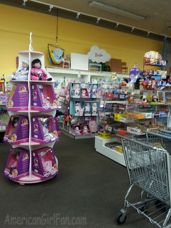 Veach's Doll Section