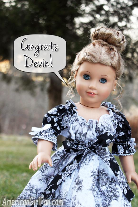Congrats Devin