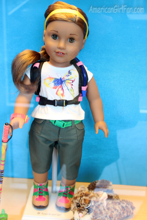 American Girl Doll Lea Hiking Outfit