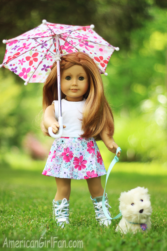 American Girl Doll Mia