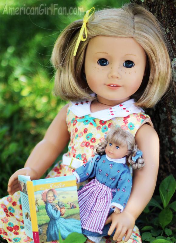 American Girl Doll Kit Reading copy