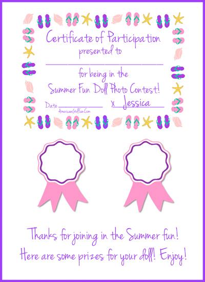 American_girl_fan_summer_fun_doll_photo_contest