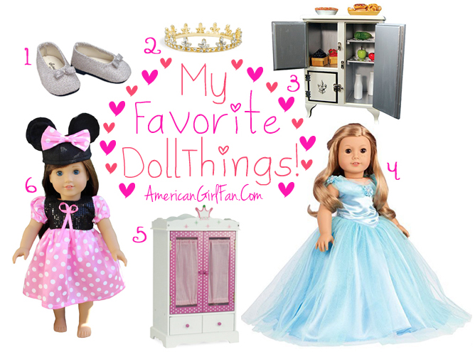 My Favorite Doll Things Week 58