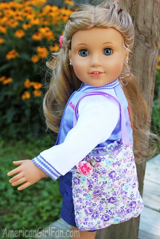 American Girl Doll Tote Bag