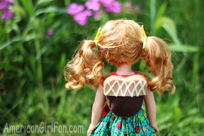 American Girl Doll Wellie Wishers Craft
