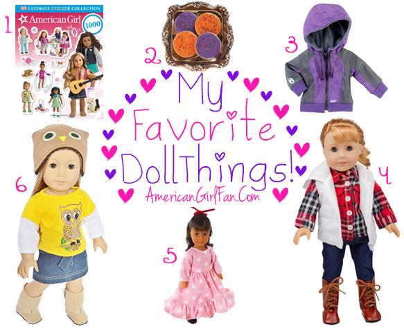 My Favorite Doll Things Week 64