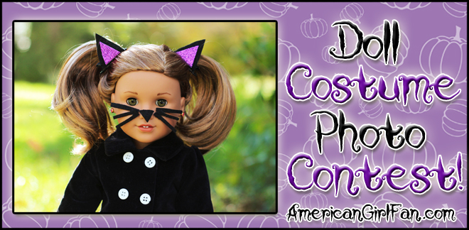 American Girl Fan Doll Costume Photo Contest