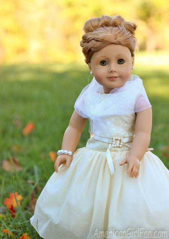 American Girl Doll Craft Halloween Treat Bags