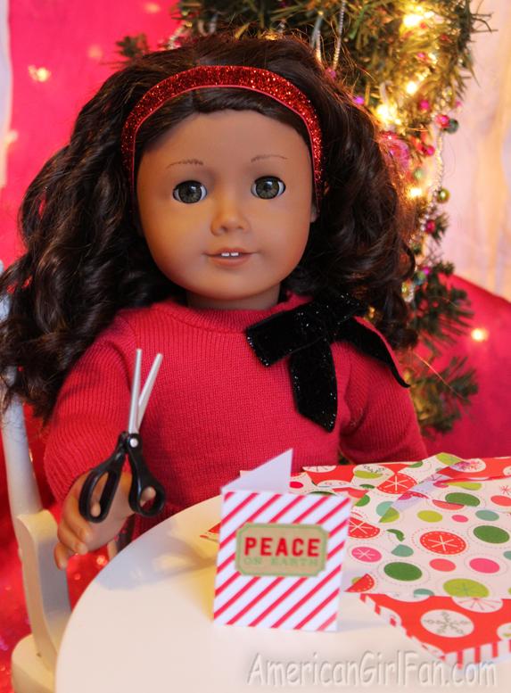 American Girl Doll Christmas