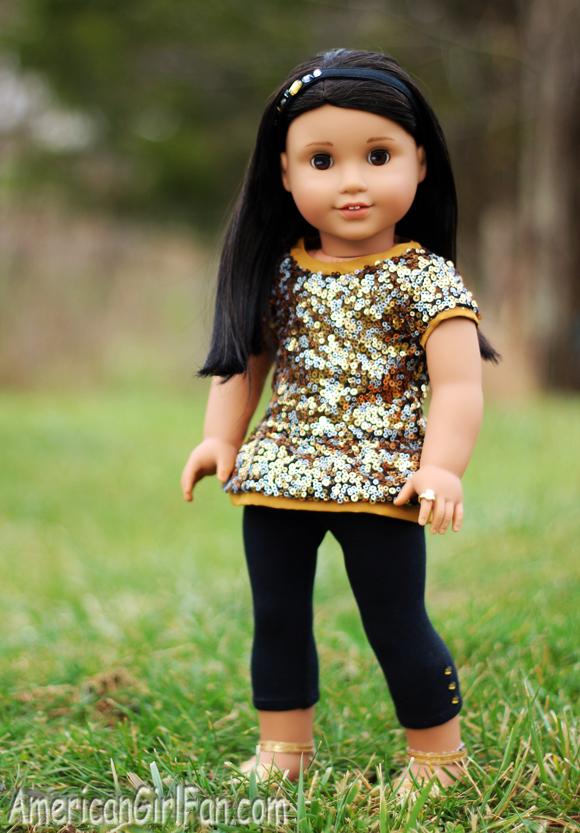 meet my new american girl doll clara americangirlfan. Black Bedroom Furniture Sets. Home Design Ideas