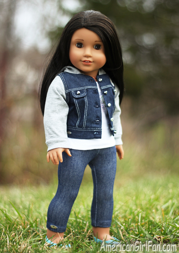 American Girl Doll Truly Me 66