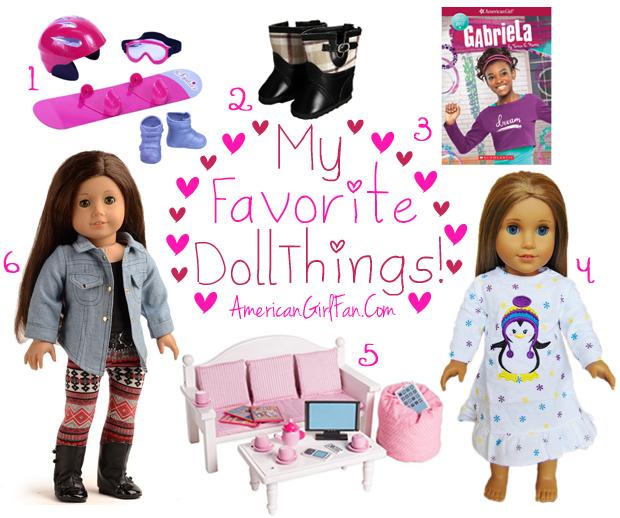 American Girl Doll Favorite Doll Things 74