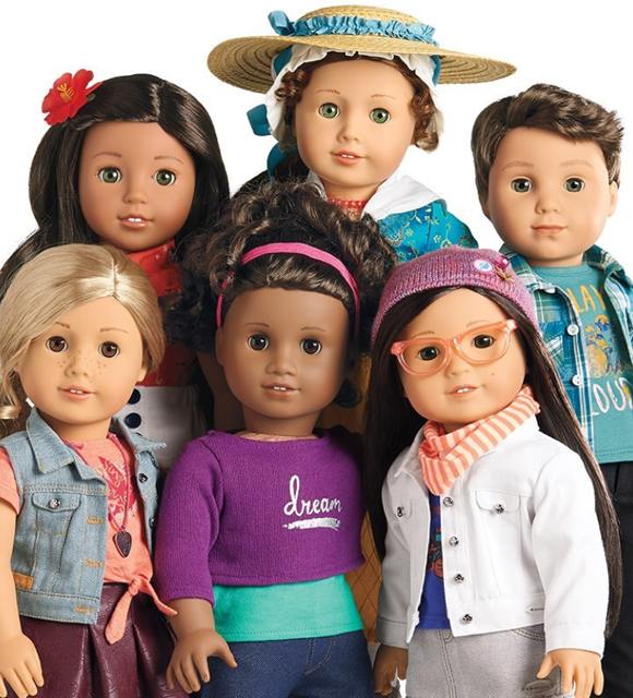 New American Girl Dolls 2017