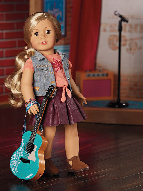 American Girl Doll Tenney Grant