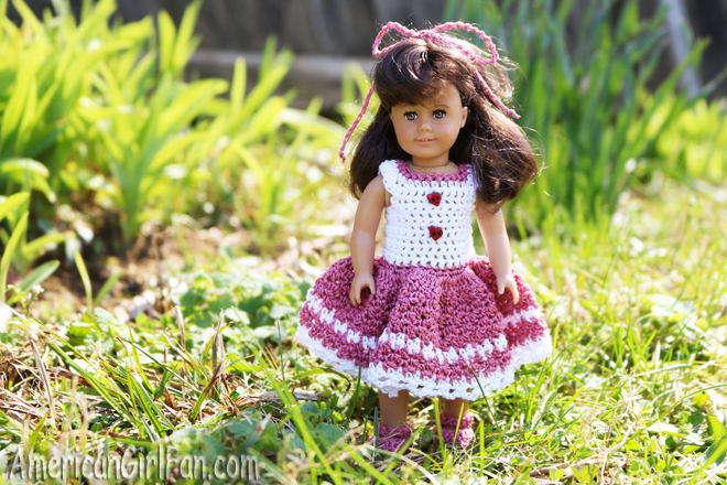 American Girl Mini Doll Clothes