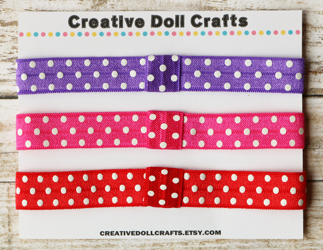 Creative Doll Crafts Etsy Shop