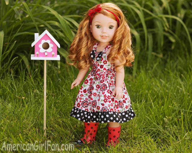 Wellie Wishers Doll Birdhouse Craft