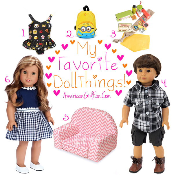 My Favorite Doll Things Week 88