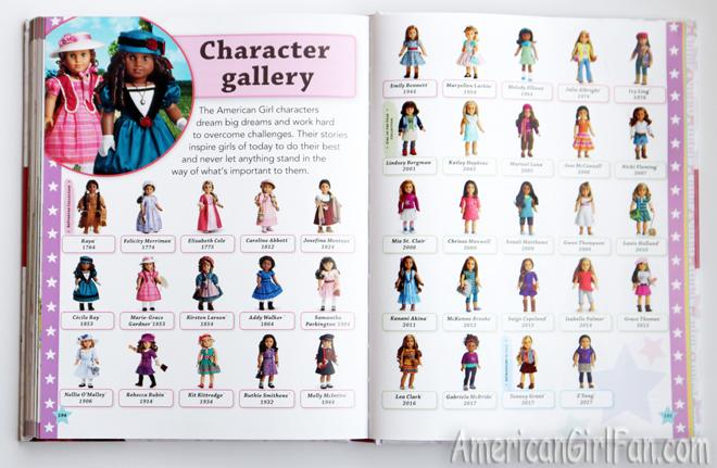 American Girl Character Encyclopedia
