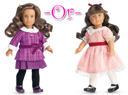 American Girl Doll This or That