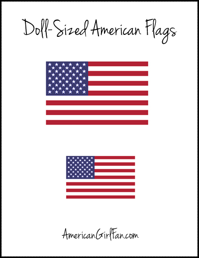 American_Flags_Doll_Craft_