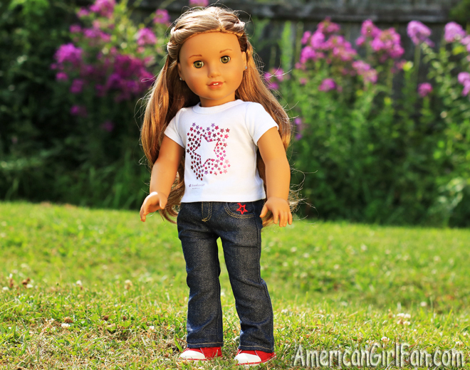 American Girl Doll Hairstyle Double Waterfall Twist