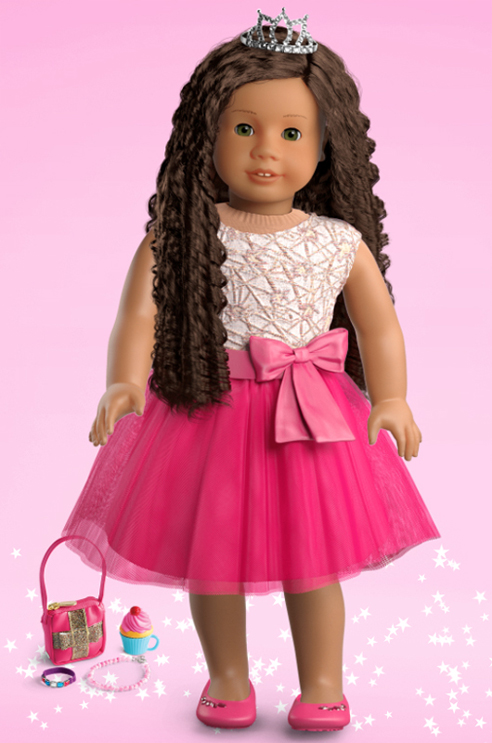 American Girl Create Your Own Doll