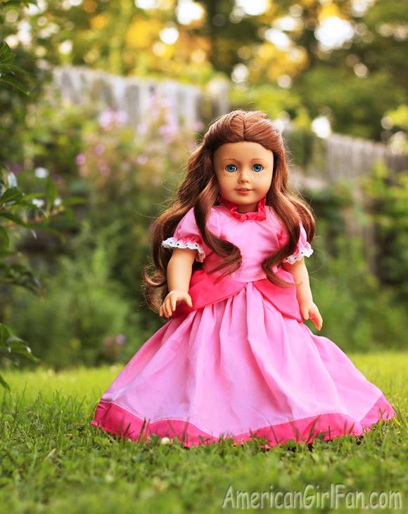 American Girl Doll Princess Dress