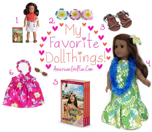 My Favorite Doll Things Week 96