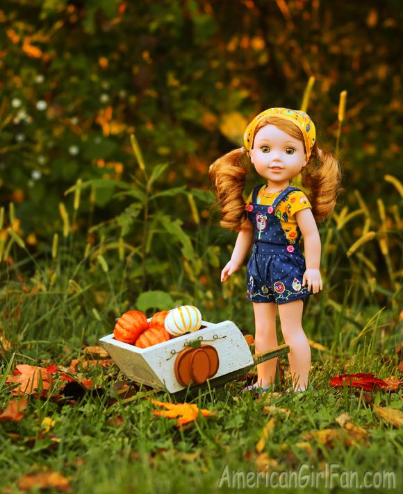 American Girl Wellie Wishers Doll