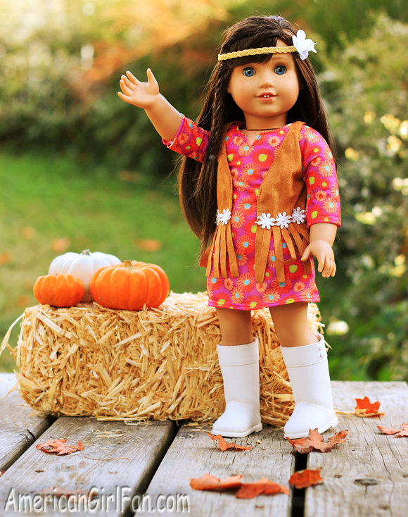 American Girl Fan Doll Costume Photo Contest 2017