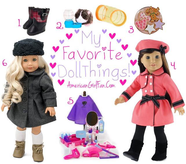 American Girl Fan My Favorite Doll Things Week 99