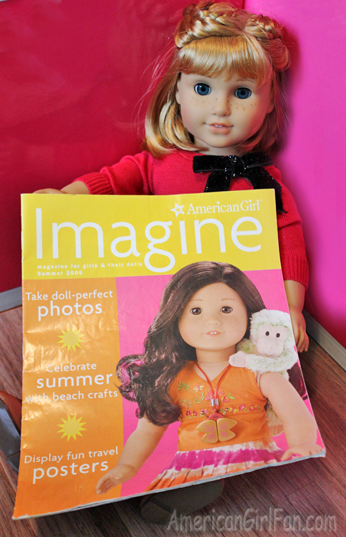 Imagine Magazine American Girl 2006