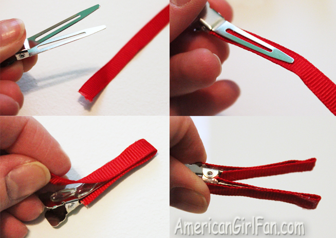 Ribbon Clip Steps2