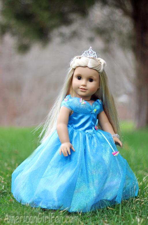 Julie Cinderella Dress