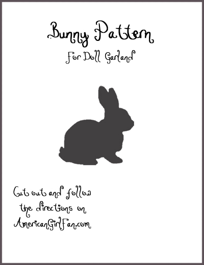 Bunny Pattern Pic