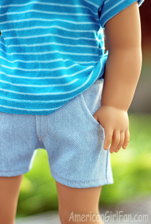 Mimiville shorts