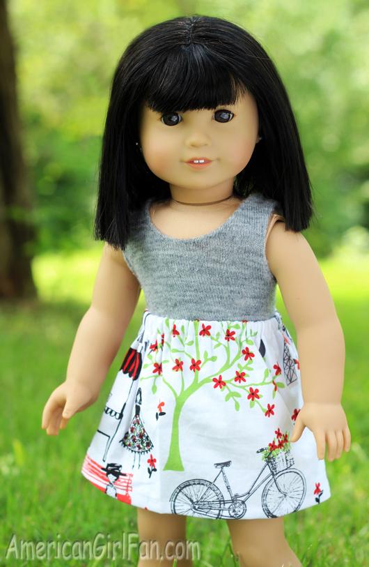 Ivy Doll DressMaker Skirt