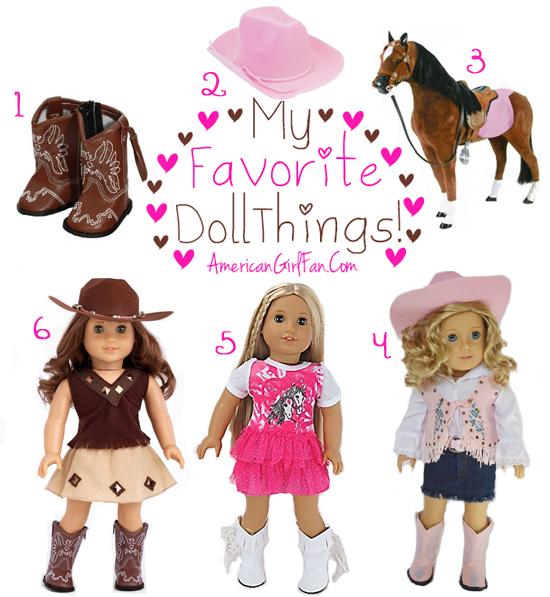My Favorite Doll Things Week 21