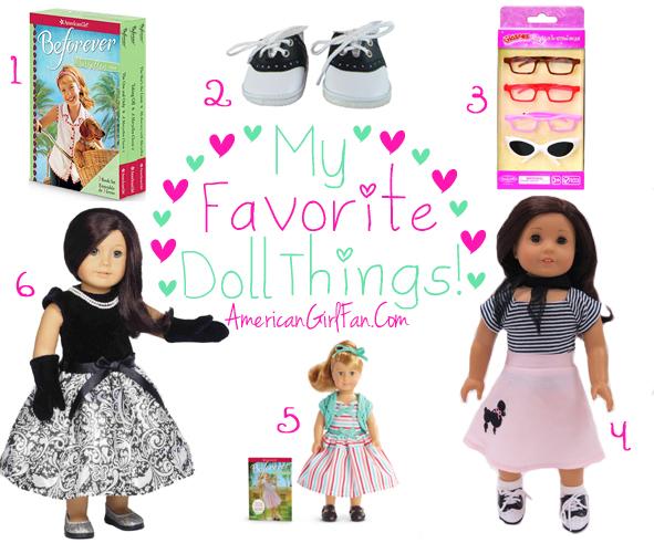 Favorite Doll Things Week 26