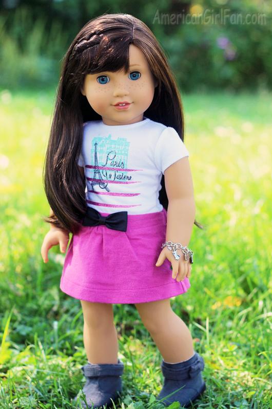 American Girl Doll Grace 2015