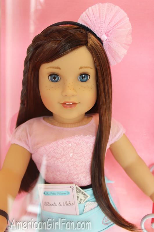 Grace American Girl Doll Closeup