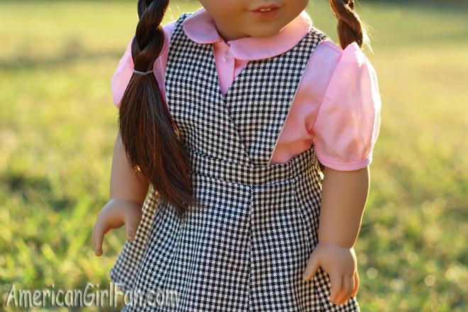 Everything Nice 4 Dolls Dress Closeup