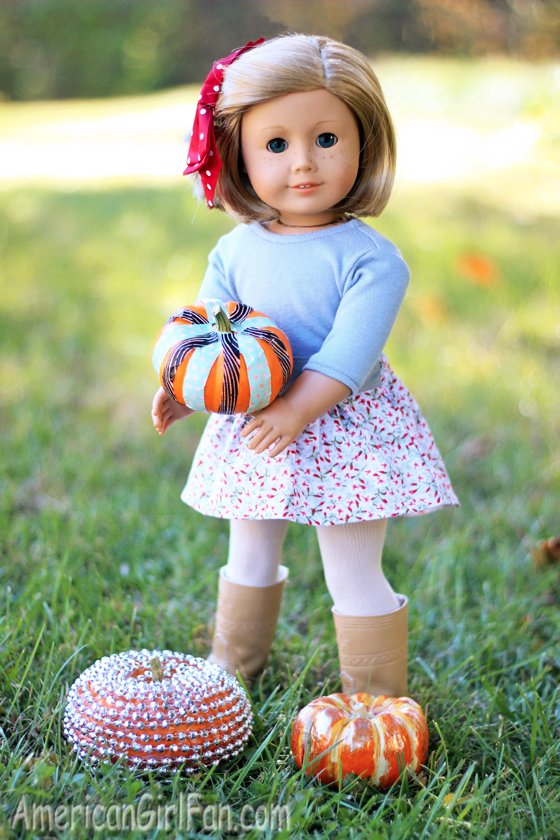 Kit's Mini Pumpkins