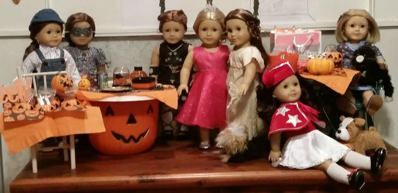 49 Lu and Seven Little Dollies