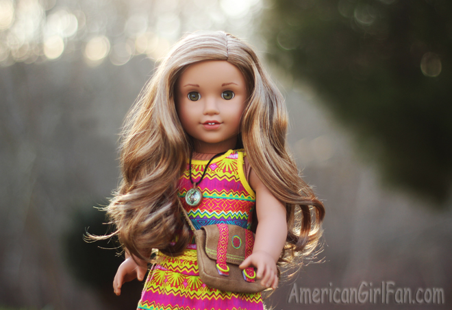 Girl of the Year 2016 Lea Clark Doll