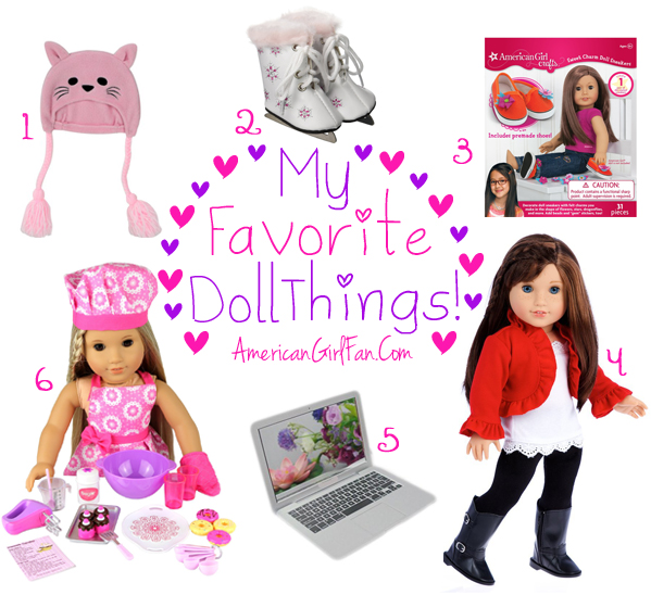 40 American Girl Fan Favorite Doll Things