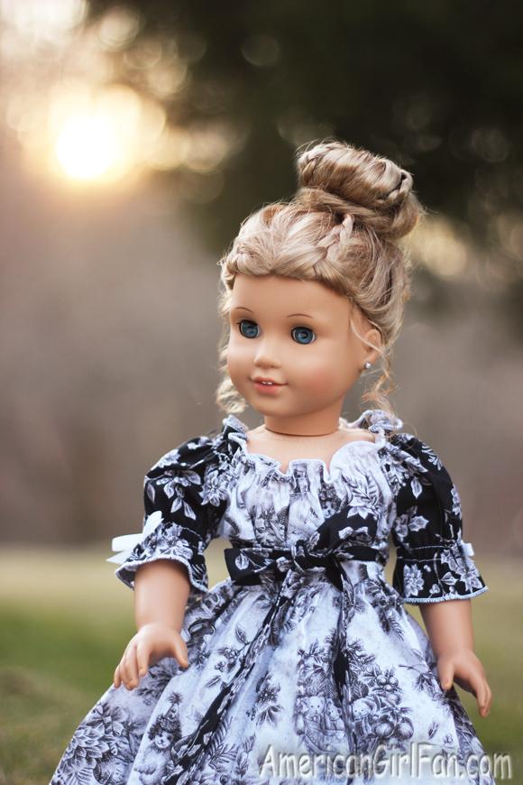 American Girl Doll Elizabeth