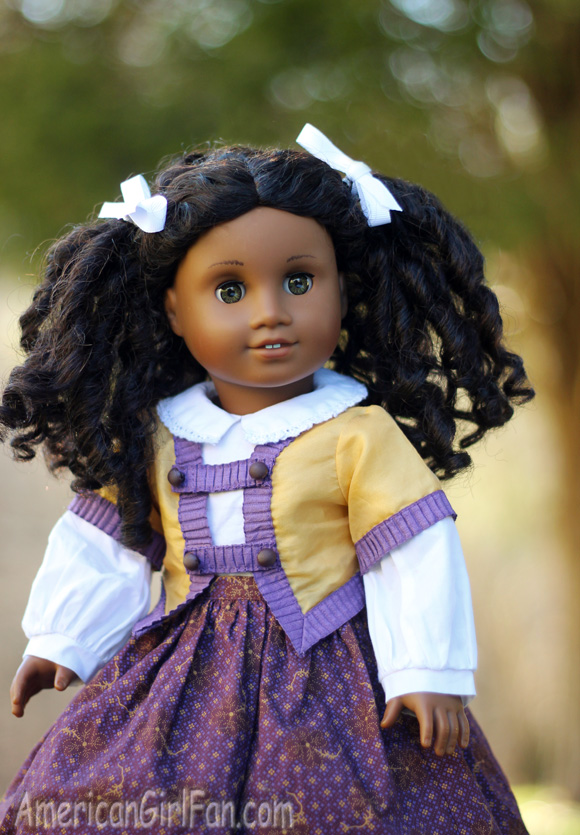 American Girl Doll Cecile