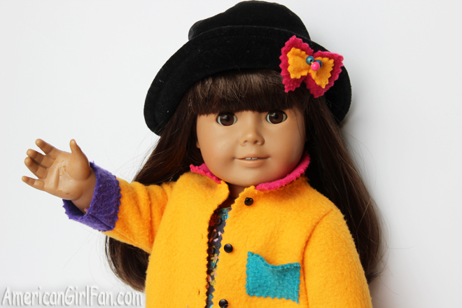 American Girl of Today Doll